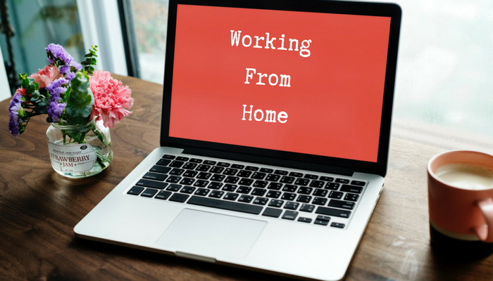 Working At Home: 3 Tips To Be More Productive