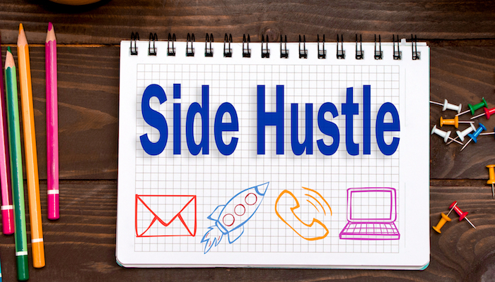 side hustle for midlife career change