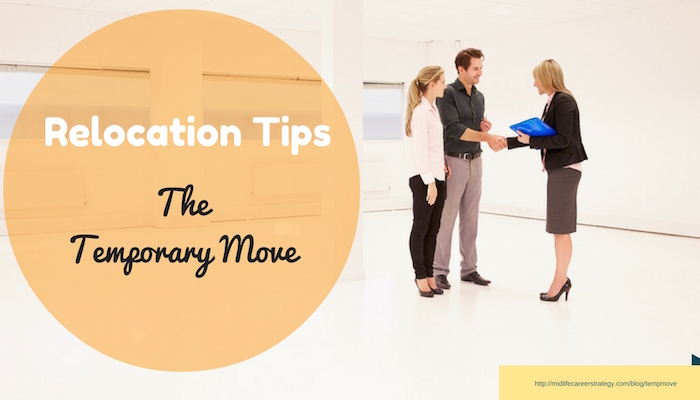 Relocation Checklist: Top Tips For The Temporary Move