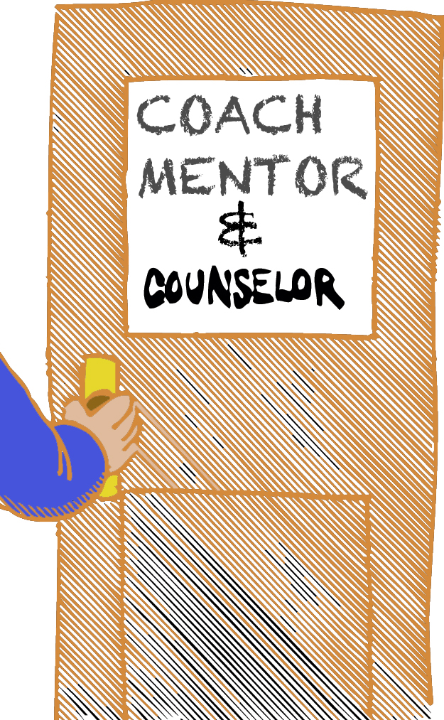 Career Change: Do You Need A Mentor, Coach or Counselor