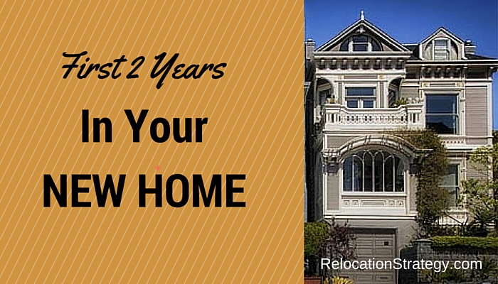 Relocation Tips: The 2 Year Window for Your Identity Shift