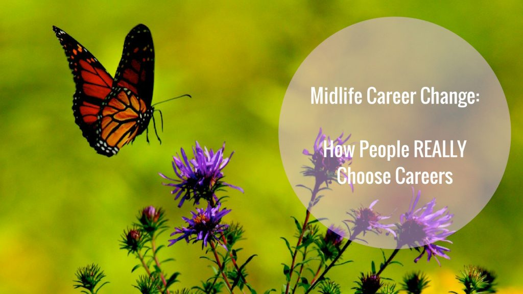 How Mid-Life Career Change Really Happens: Exploring your Actions