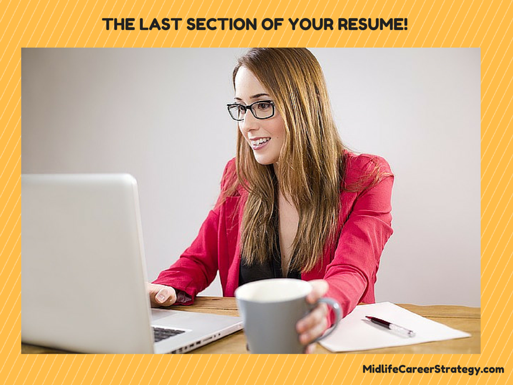 "Your Job Search Resume: 3 Tips For Writing The ""Personal"" Section"