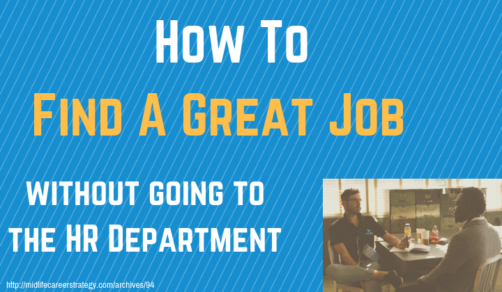 Job Search Strategy: Can you get a job interview without the HR department?